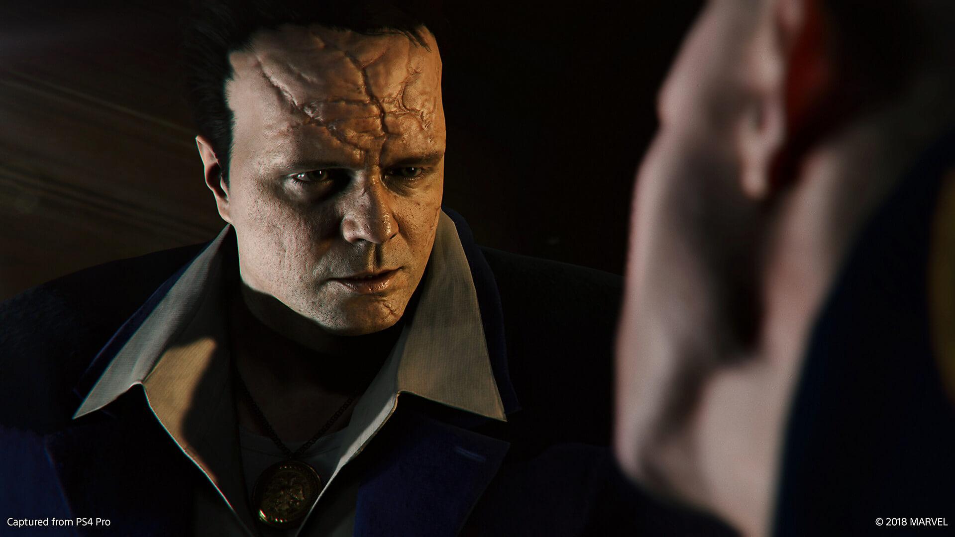 Hammerhead, Nuevo villano en la segunda parte del videojuego de Spider-Man en PlayStation 4