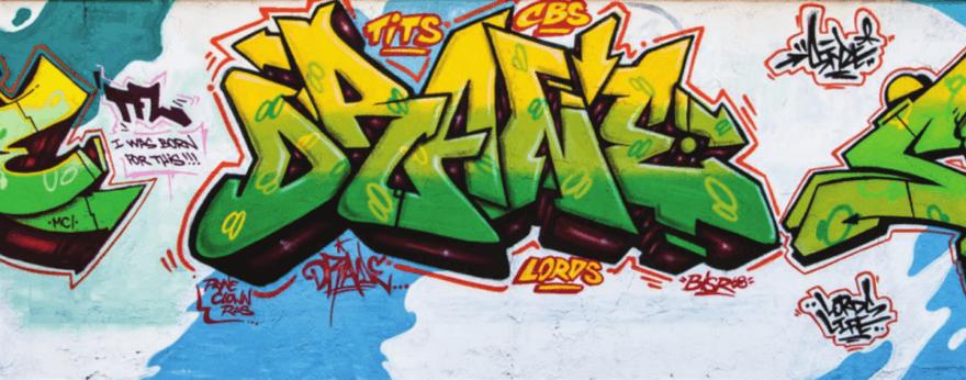 Street Art Las Vegas retrata el arte callejero de la ciudad