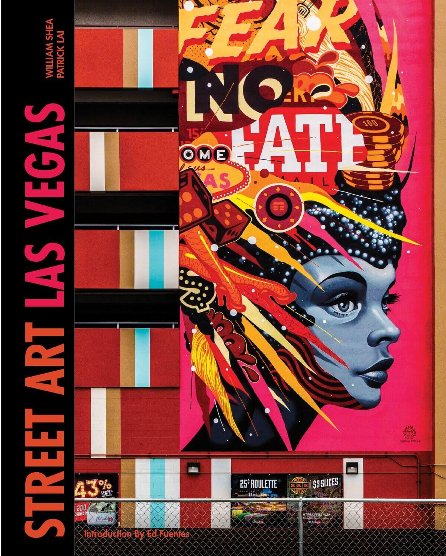 Portada del libro Street Art Las Vegas