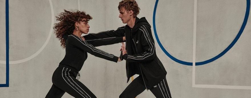 Karl Lagerfeld y su nueva colaboración con Puma
