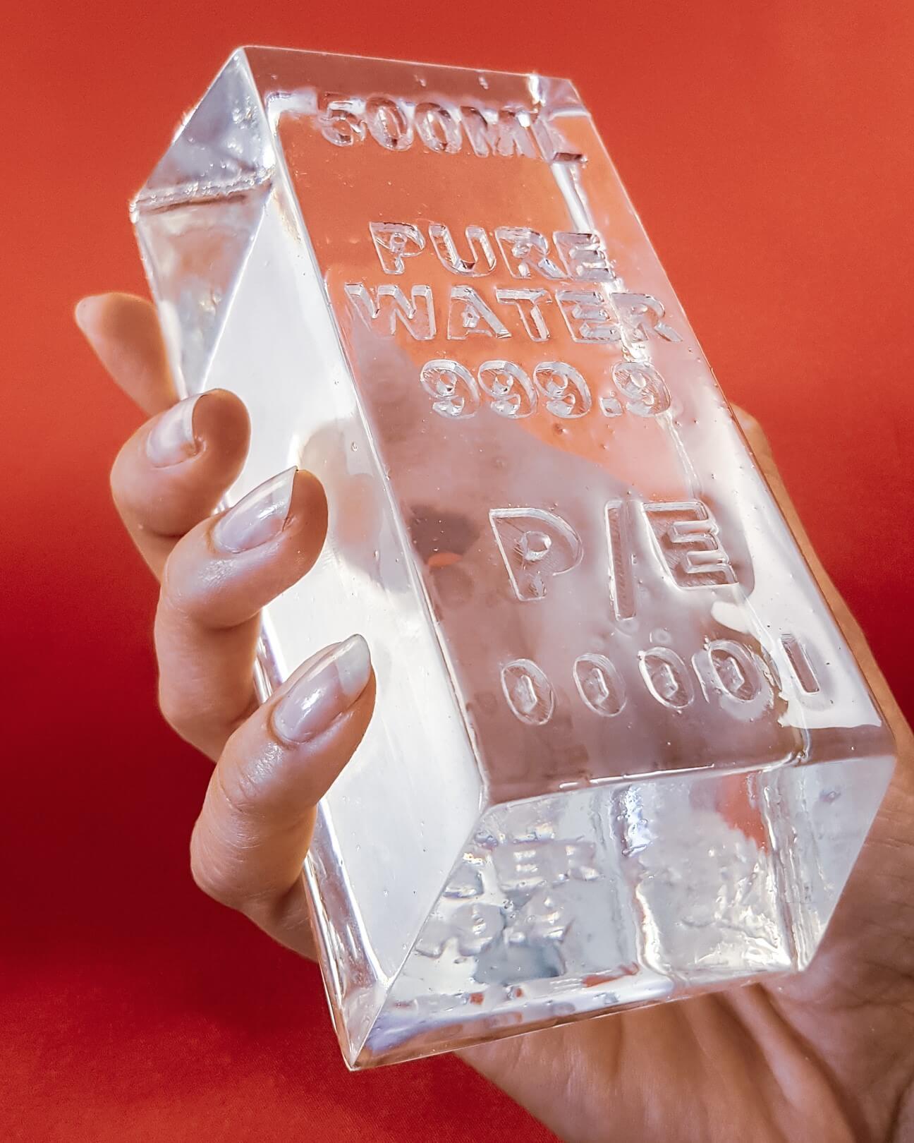 Parse Eror Value of Water