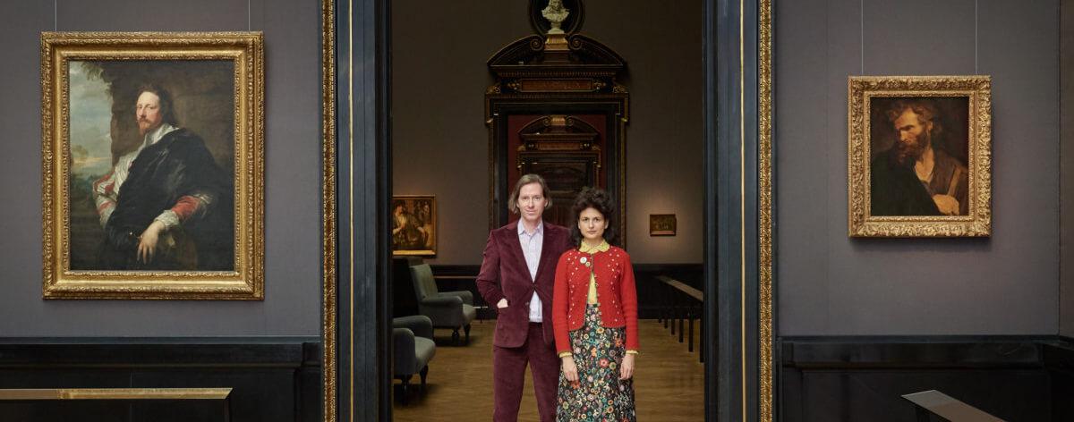 Wes Anderson cura una exposición en Viena