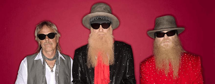 ZZ Top celebra 50 años de Rock & Roll