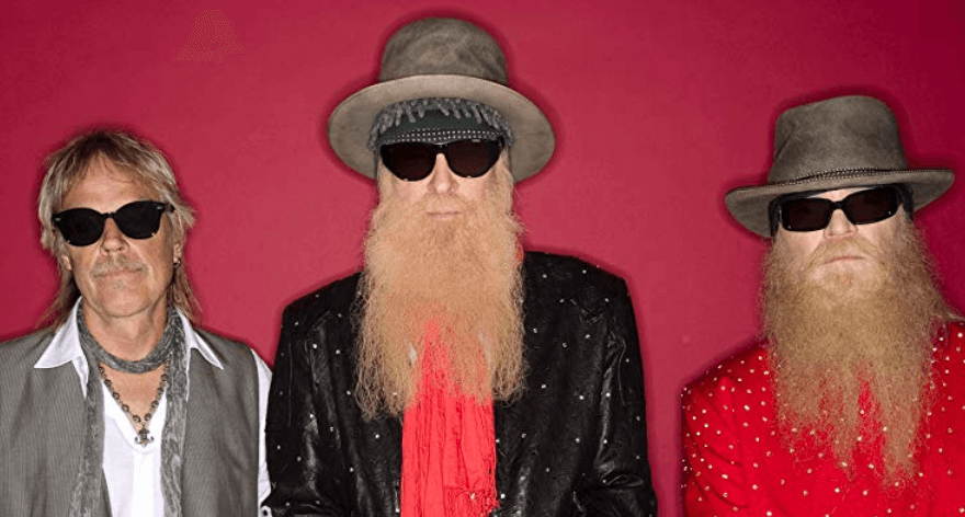 ZZ Top celebra 50 años de Rock & Roll