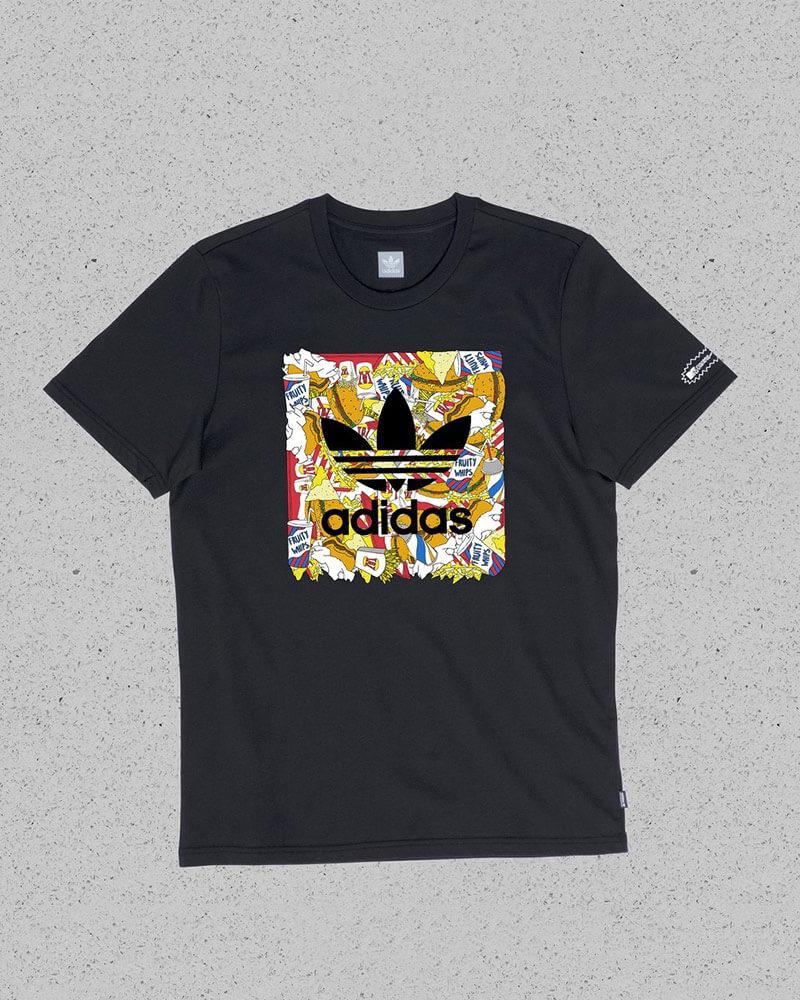 Adidas skateboarding y MTV