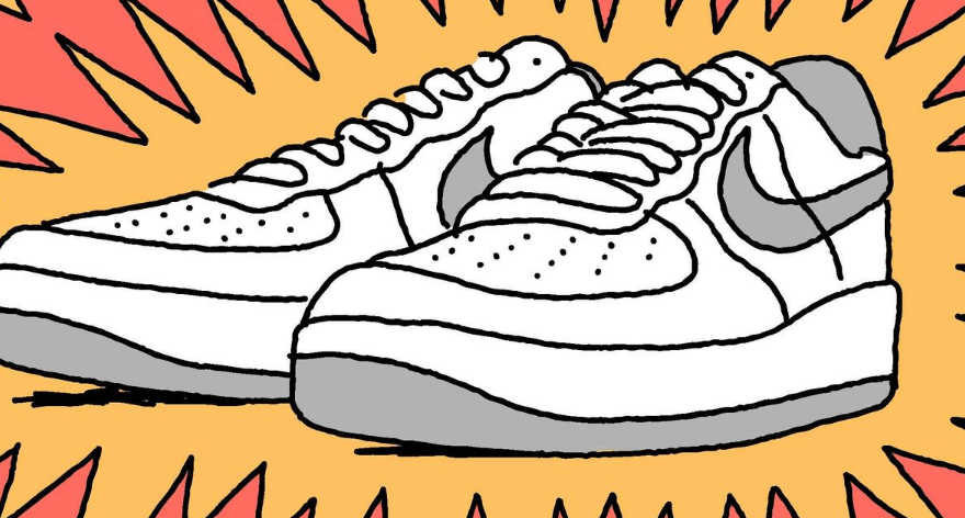 Nike Air Force 1 lanza el cómic de su historia
