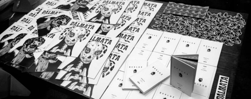 Antihéroe, fanzines, cómics y novela gráfica