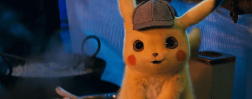 Detective Pikachu la película llega en 2019