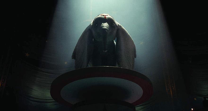 Dumbo dirigida por Tim Burton estrena trailer