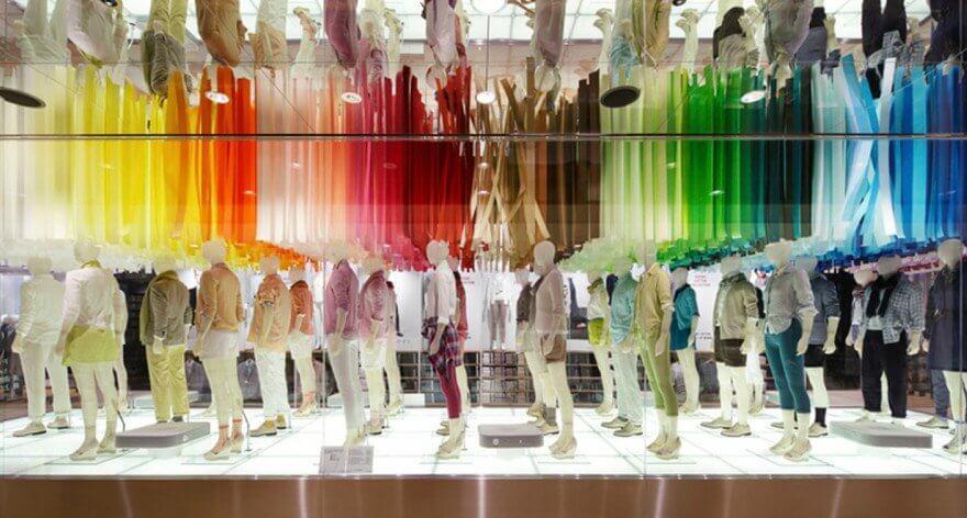 Emmanuelle Moureaux y su inmersión a los colores
