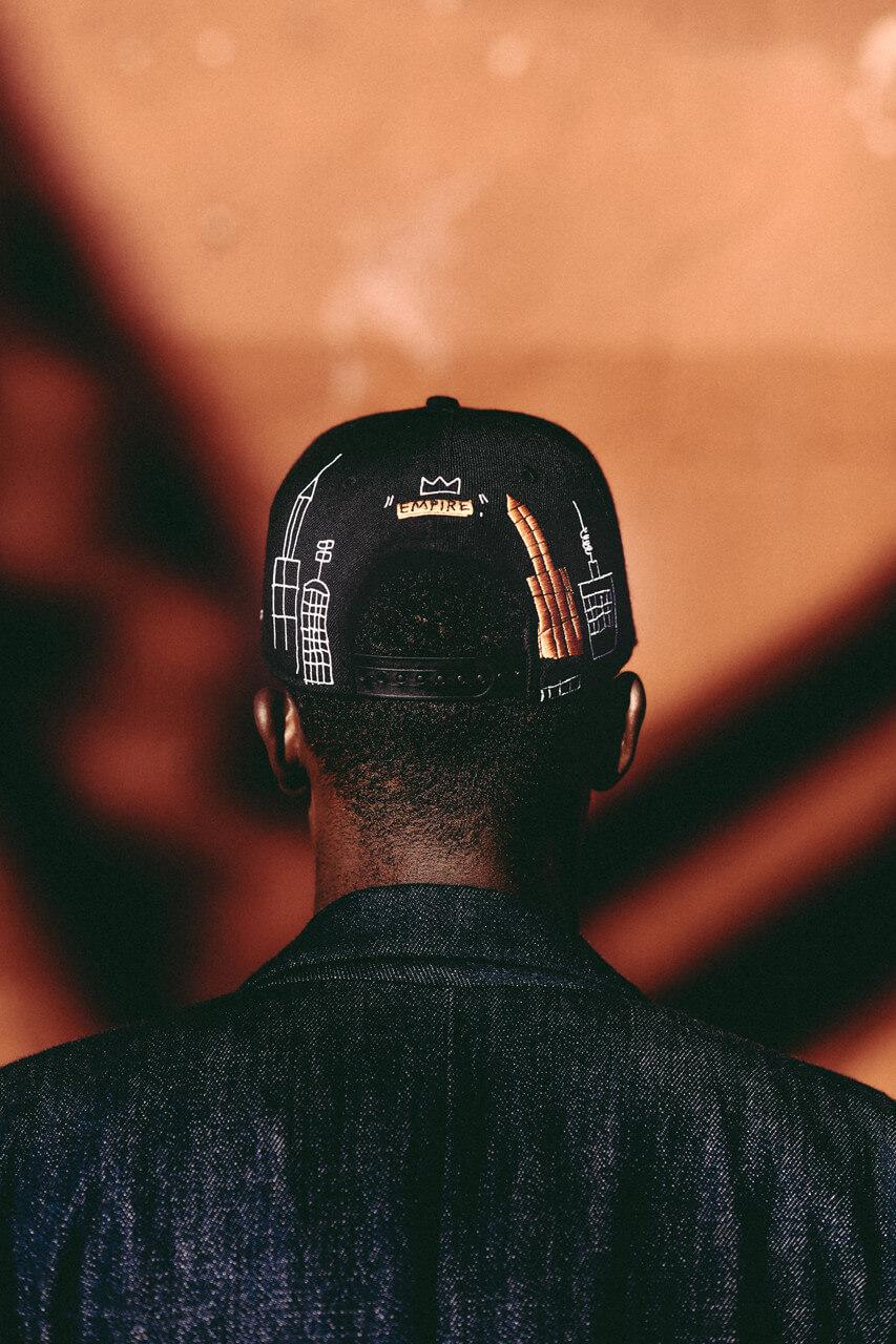 gorras de Jean-Michel Basquiat