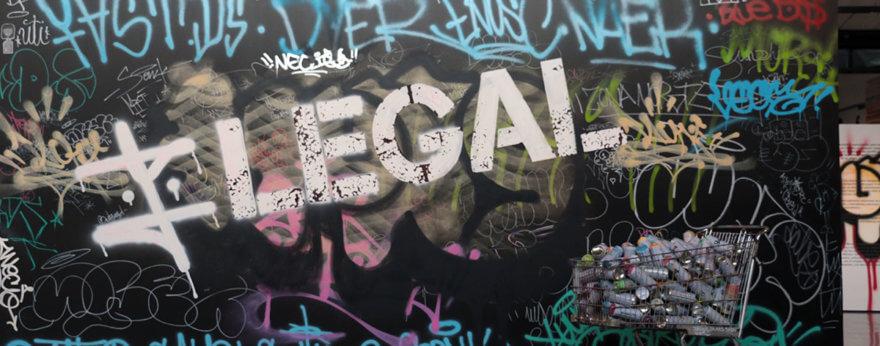 Ilegal, una exposición de Foto Museo Cuatro Caminos
