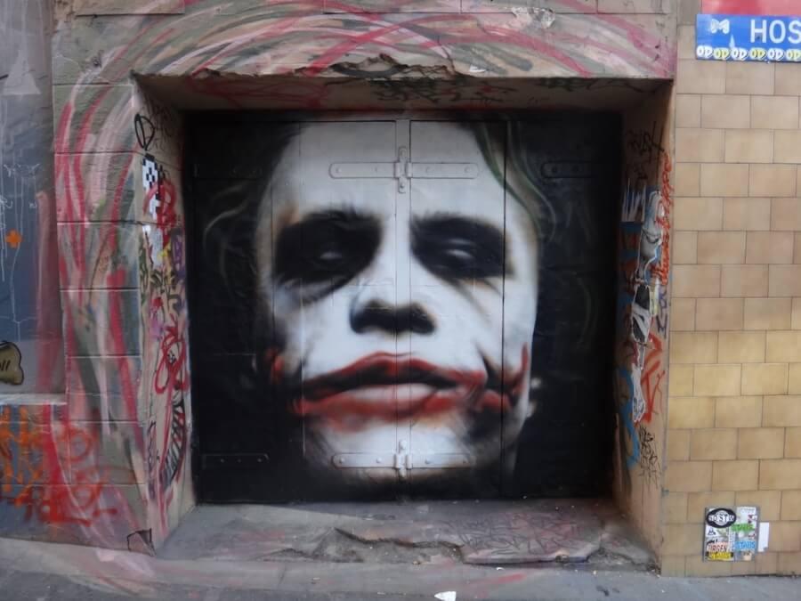 Joker personaje de Batman