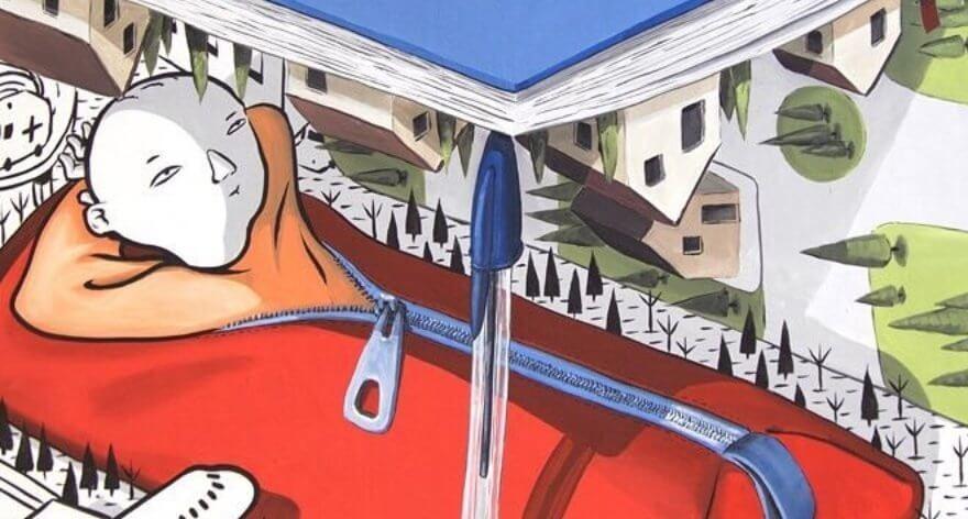 Los murales del mes según ACC