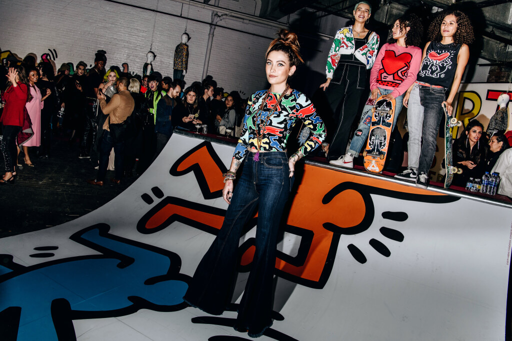 Alice + Olivia Reaches Out to the Streetwear Market With Keith Haring Collection