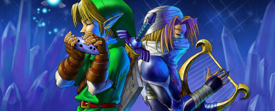 The Legend of Zelda cumplió 20 años ¡bien vividos!