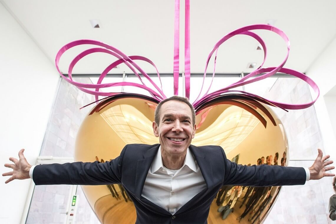 Jeff Koons vuelve a plagiar y recibe condena - All City Canvas