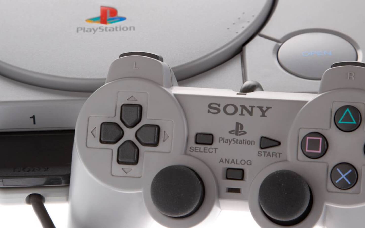 Mini consola playstation