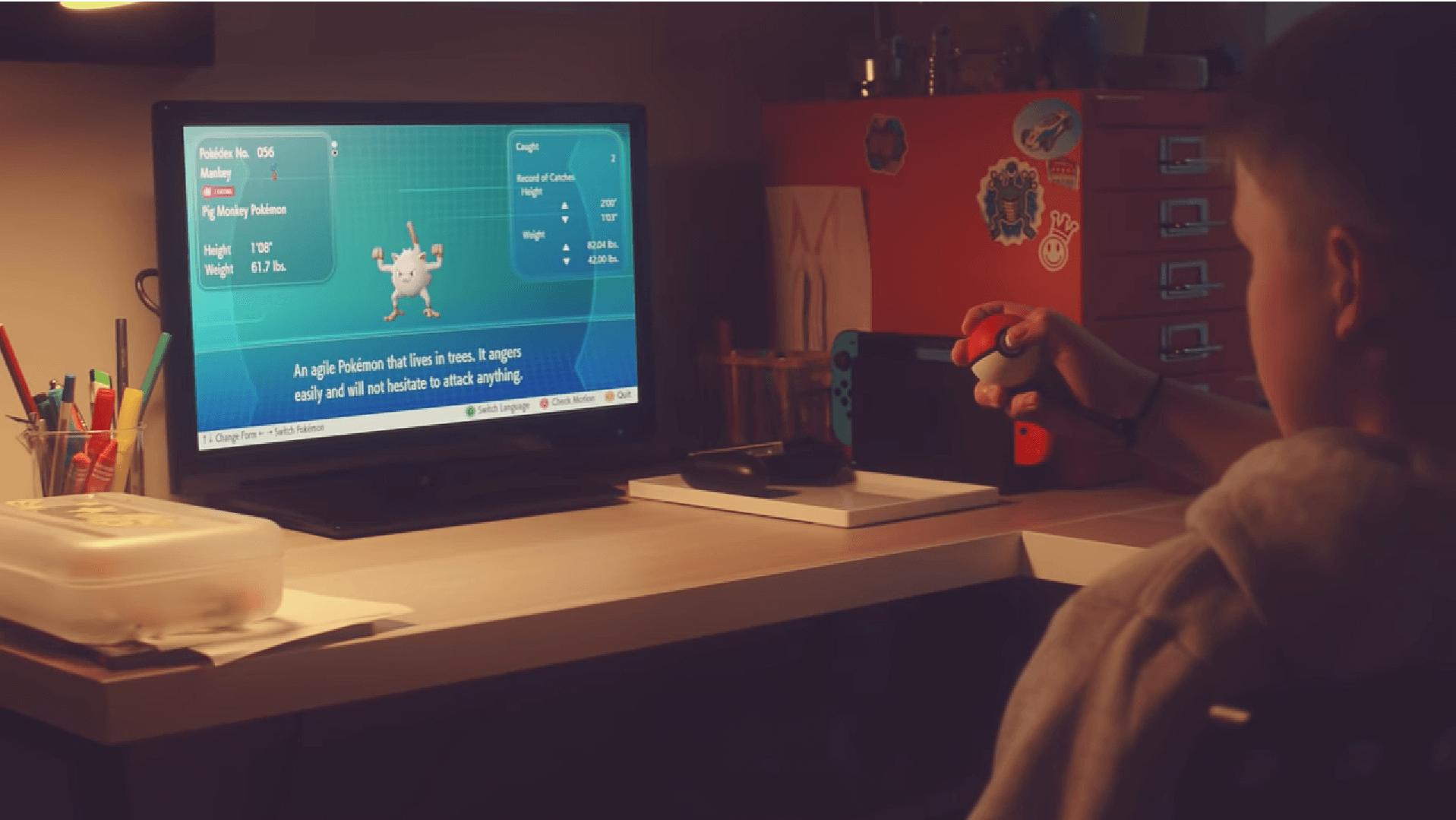Poke Ball Plus por Nintendo
