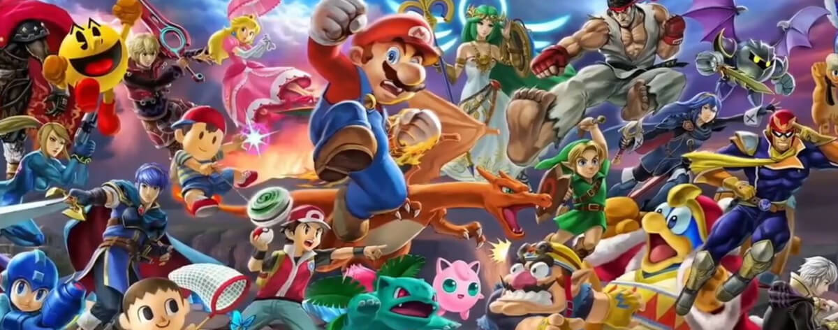 Super Smash Bros. Ultimate ya está en versión pirata