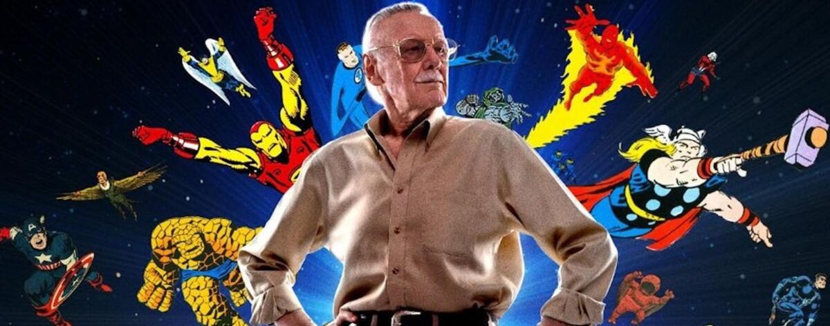 Stan Lee muere a los 95 años de edad