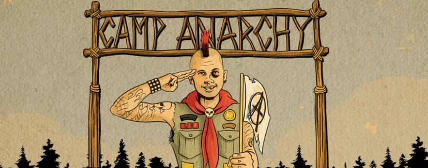 Camp Anarchy Fest presenta su primer edición