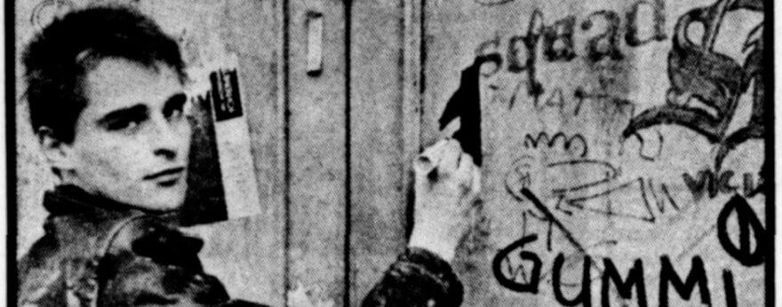 Ámsterdam acogió dos eventos de graffiti y street art