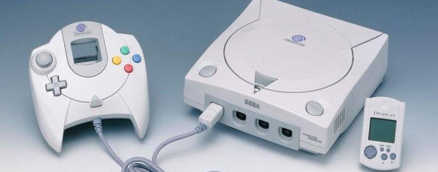 Dreamcast a 20 años de ser una súper consola