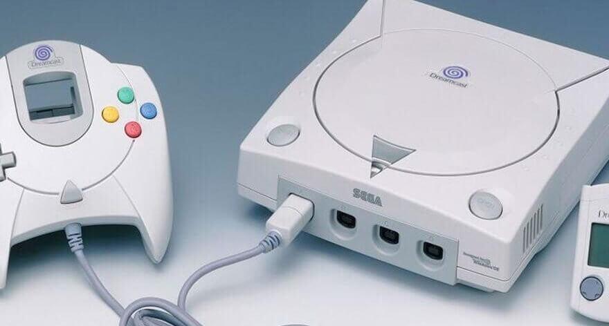 Dreamcast cumple 20 años