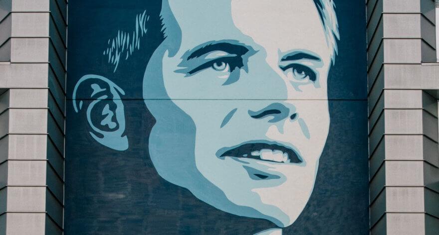 El mural de Robert F. Kennedy de Fairey será borrado