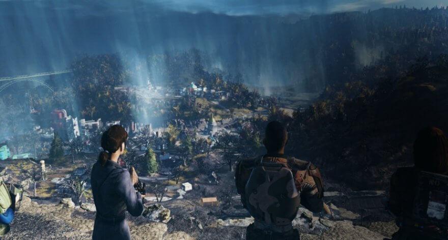 Bethesda sanciona a jugadores de «Fallout 76»