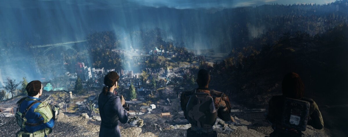 "Bethesda sanciona a jugadores de ""Fallout 76"""