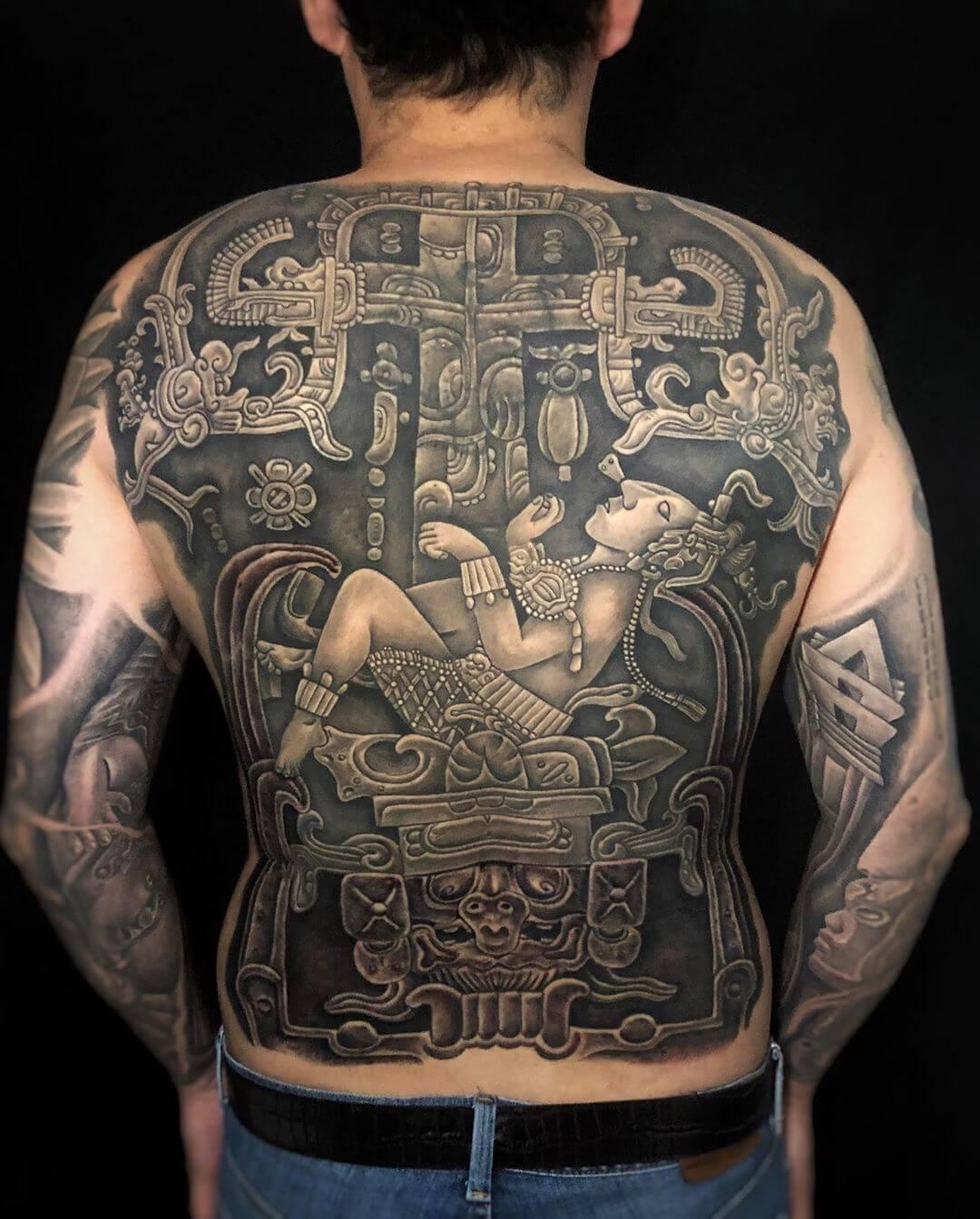Tatuadores mexicanos a seguir en 2019
