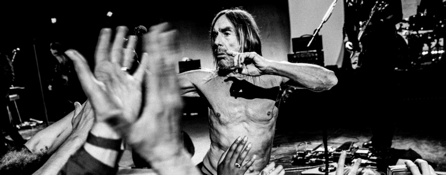 Iggy Pop producirá una serie documental sobre el punk