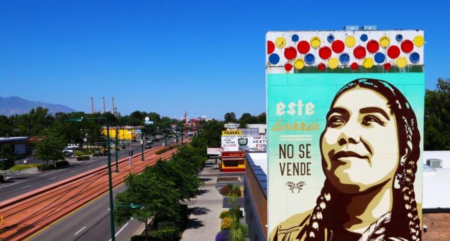 Los murales de Jessica Sabogal molestan a la gente