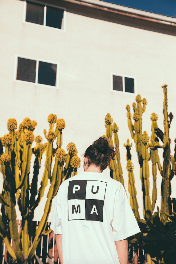 Colección colaborativa de Puma Y Mike Cherman