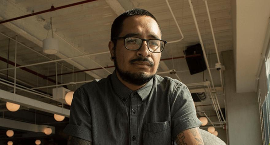 Mike Sandoval y su paso por la ilustración en México