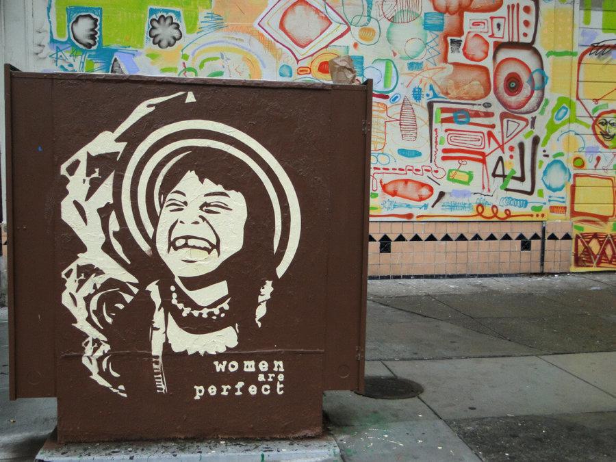 Mural de Jessica Sabogal