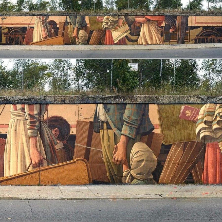 Mural de Pat Perry