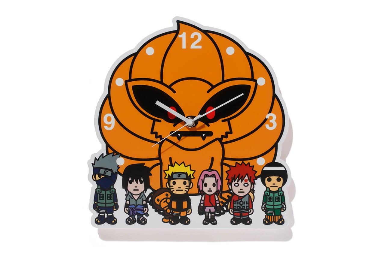 Reloj perteneciente a la colección de Bape y Naruto con Boruto