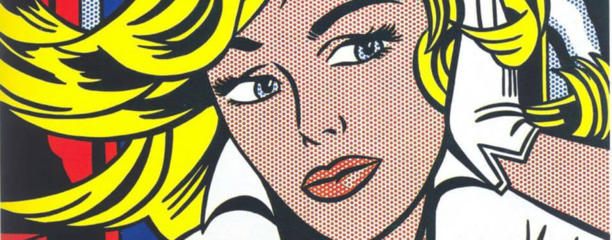 Roy Lichtenstein y su arte pop se exponen en Madrid