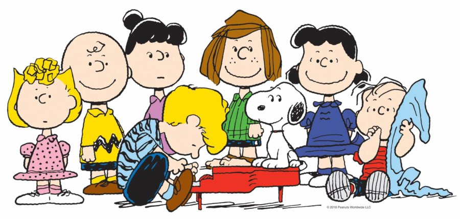 Pandilla de Peanuts