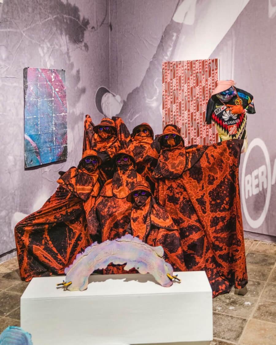 Performance de Alexandre Bavard Bulky - Guang Dong 900 en la casa creativa JUSTKIDS