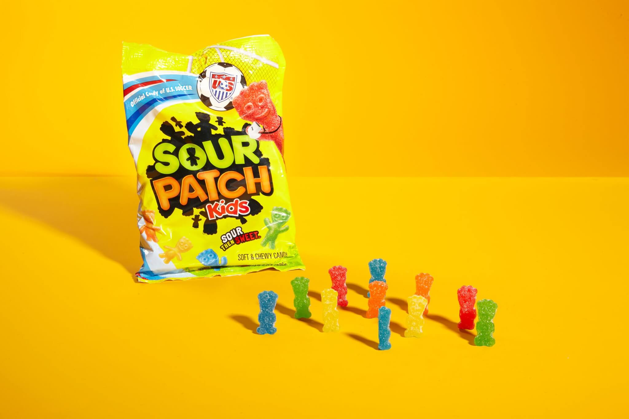 gomitas Sour Patch Kids