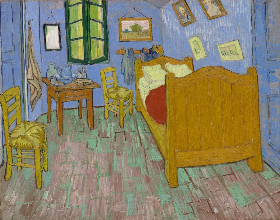 The Bedroom de Van Gogh