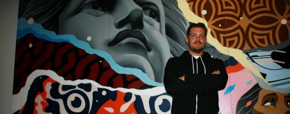 El artista Tristan Eaton lanza exposición en el Art Basel