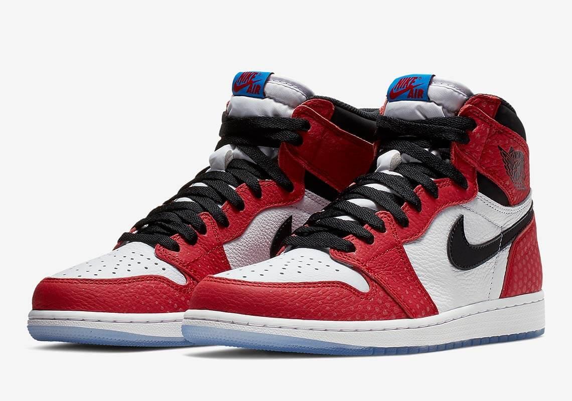 Nike Jordan 1 Spider Man