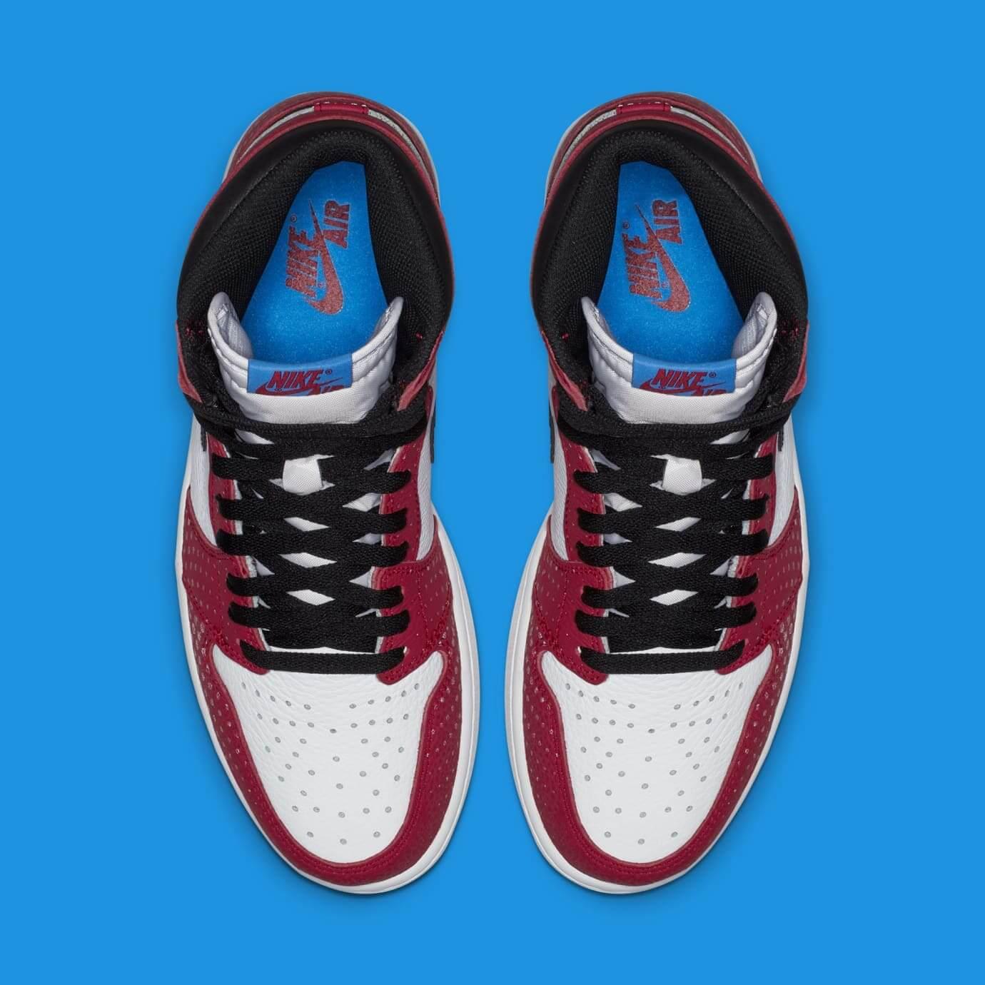 Air Jordan y Spider Man lanzan colaboración