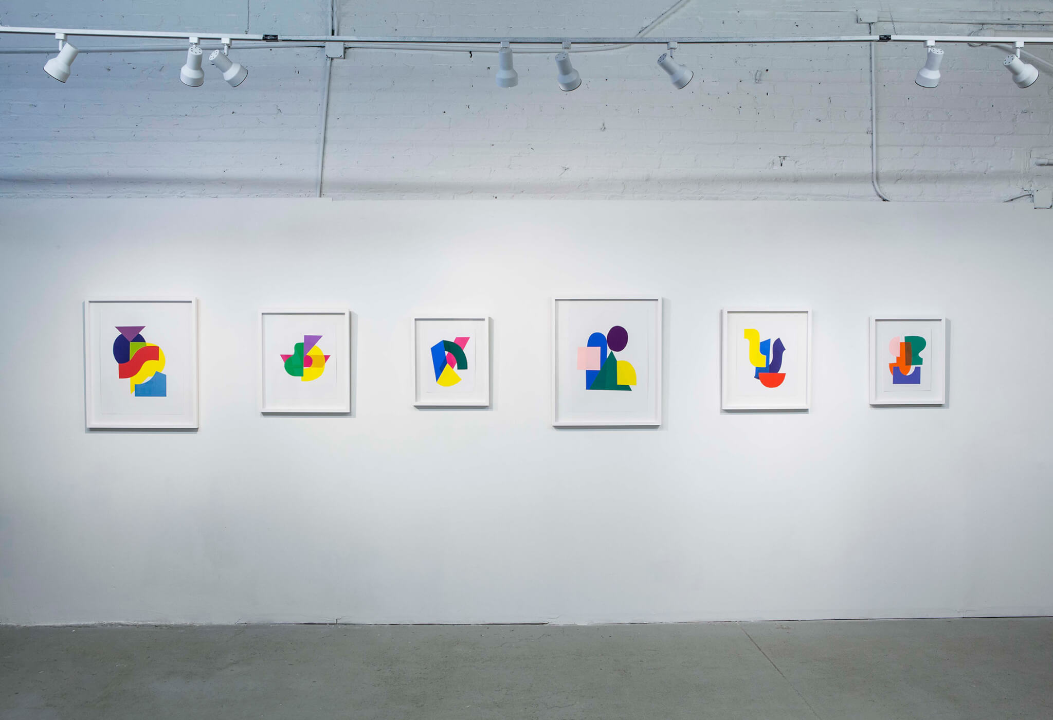 Pinturas en espacio de Chad con colores