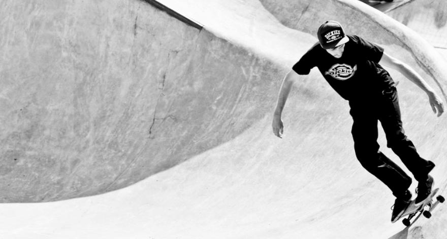 Dickies y Lúdica te invitan a cineminuto de skateboarding